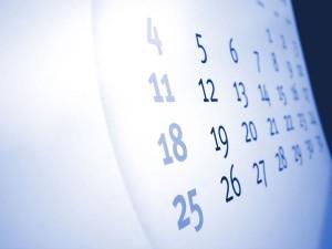 calendar photo for website